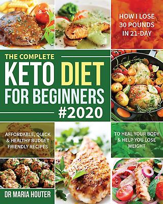 $7 • Buy The Complete Keto Diet For Beginners #2020: Affordable, Quick & Healthy Budget &