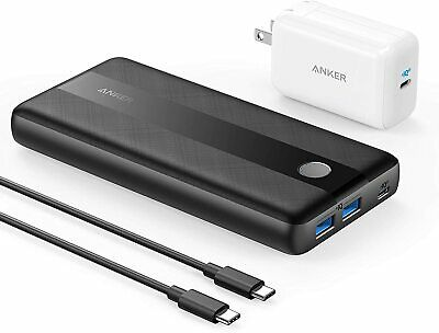 AU149.05 • Buy Anker PowerCore III Elite 19200 60W Portable Charger With 65W PD Charger, PIQ 3.