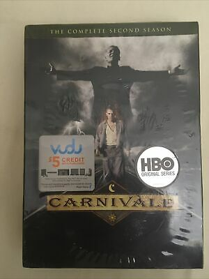 £17.70 • Buy Carnivale The Complete Second Season DVD *Brand New *Sealed