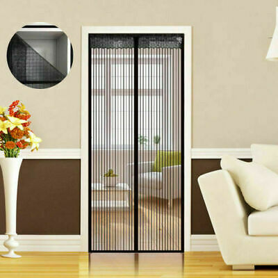 £18.99 • Buy Magic Curtain Door Mesh Magnetic Fastening Mosquito Fly Bug Insect Net Screen UK