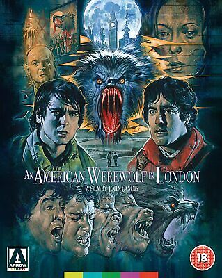 £42.99 • Buy An American Werewolf In London - Arrow Limited Edition Blu-ray [new&sealed] Oop