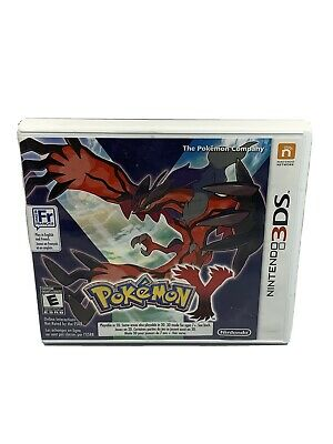 $13.70 • Buy Pokemon Y Nintendo 3DS  Case And Manual Only - No Game