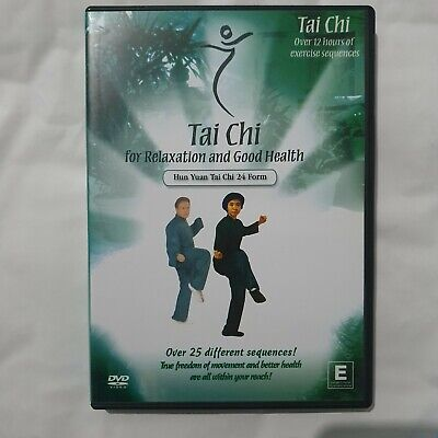 £2.60 • Buy Tai Chi For Relaxation And Good Health Region 2 DVD