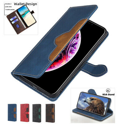 AU12.41 • Buy New Hat Design Leather Wallet Flip Case For Oppo F17 F15 F9 F11 Pro F7 F5 F3