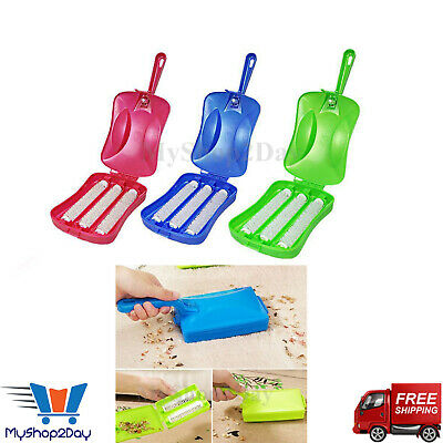 £6.99 • Buy Carpet Crumb Brush Collector Handheld Table Sweeper Dirt Home/ Kitchen Cleaner