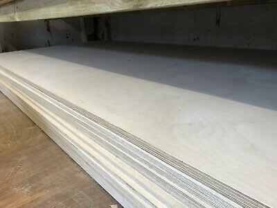 £1000 • Buy 18mm Birch Plywood - 8x4 Sheets  (batch Of 13 Sheets )