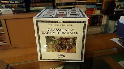 £55 • Buy Classical And Early Romantic 50 CD Box Set By L'oiseau Lyre