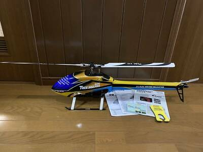 £682.81 • Buy [Junk] Futaba Align T-Rex 500 PRO DFC 3GX Flybarless Helicopter From Japan