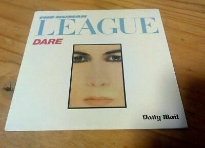 £2.49 • Buy Human League CD Dare From The Daily Mail(Free UK Post)