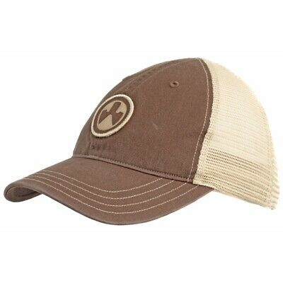 $27.50 • Buy Magpul Icon Patch Garment Washed Trucker Hat, Brown/Khaki One Size Fits Most