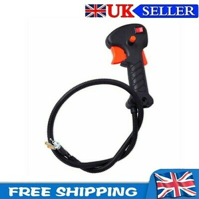 £9.35 • Buy Throttle Control Cable-Switch Accessories For Stihl FS120 FS200 FS250 Trimmer