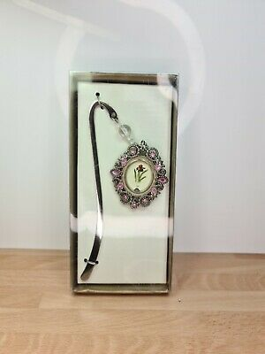 £7.99 • Buy Pewter Frame Bookmark Past Times 3cm X 2.5cm