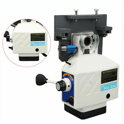 £137 • Buy 220V Power Feed Milling Machine Al-310S X-Axis Durable Power Torque 450in-lb UK