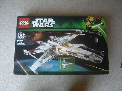 £325 • Buy LEGO Star Wars UCS Red Five X Wing Starfighter (10240) Boxed Rare