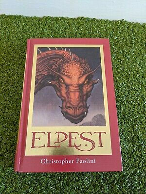 £18.49 • Buy Eldest Limited Edition Book 2 In The Inheritance Trilogy Christopher Paolini HB