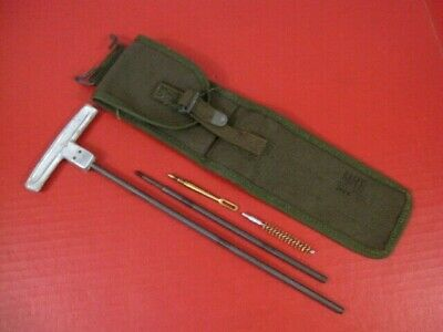 $49.99 • Buy Vietnam US Army M1 Carbine Cleaning Kit In Canvas Belt Pouch - Dated 1965 - XLNT