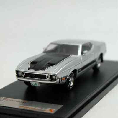 £29 • Buy Premium X 1:43 Ford Mustang Mach 1 1973 Silver PRD398J Limited Diecast Model Car