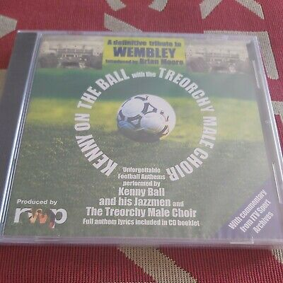 £3.99 • Buy Kenny Ball - Kenny On The Ball/Wembley Stadium Tribute (2003) NEW & SEALED CD