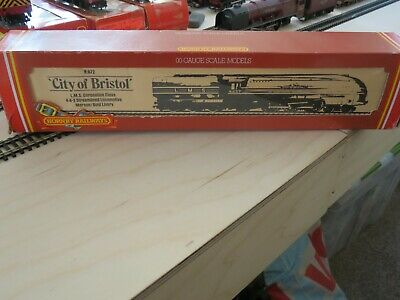 £59.99 • Buy Hornby R072 Lms 4-6-2 No 6237 City Of Bristol  ***boxed***