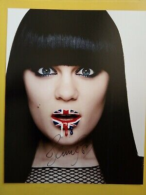 £49.99 • Buy JESSIE J Hand Signed 10 X 8 Photo Autograph Price Tag Singer Songwriter FREEPOST