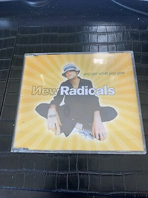 £1.99 • Buy New Radicals - You Get What You Give