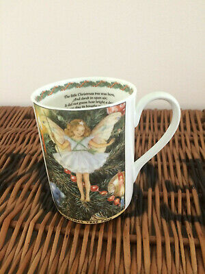 £19.99 • Buy Discontinued Past Times  The Christmas Tree Fairy  Mugs