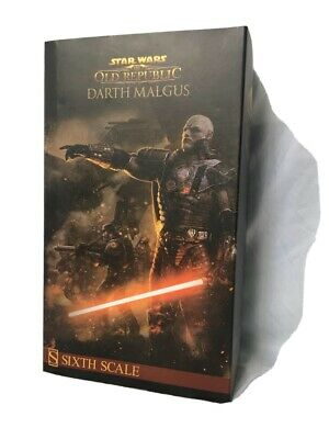 £273.55 • Buy Star Wars: The Old Republic: Darth Malgus Sideshow 1/6 Scale Action Figure