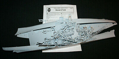 £60 • Buy Airfix Bismarck Or Tirpitz 1:400 Scale Model Ship Kit 08205. Issues.