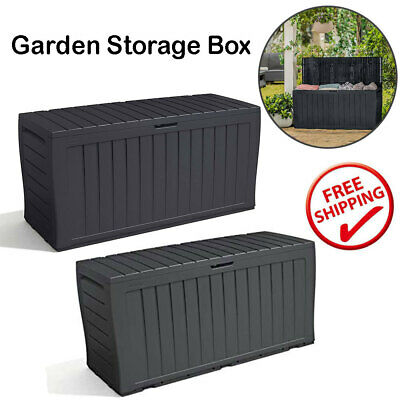 £50.99 • Buy Keter Xl Large Storage Shed Garden Outside Box Bin Tool Store Lockable