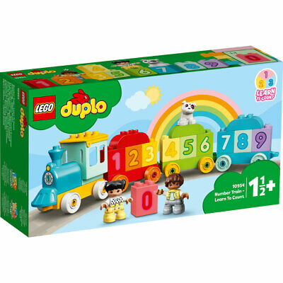 AU39.80 • Buy LEGO® DUPLO® 10954 Number Train - Learn To Count