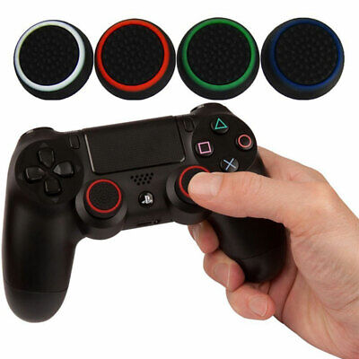 AU2.29 • Buy Fit For PS4/PS3/XBOX360/ONE Controller Grips Stick Silicone Cap Case Cover Shell