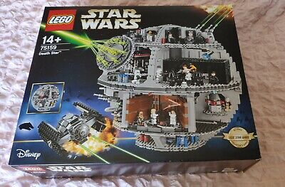 £370 • Buy Lego Star Wars Death Star (75159) Ultimate Collector Series - Complete