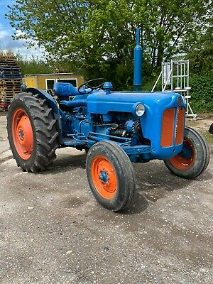 £4650 • Buy 1960 Fordson Dexta Tractor. In Lovely Condition. Appreciating Classic.
