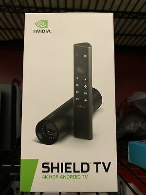 $ CDN184.53 • Buy NVIDIA - SHIELD Android TV -8GB - 4K HDR Streaming Media Player With Google