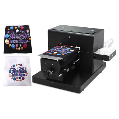 £1681.33 • Buy A4 DTG Printer A4 Flatbed Printer For T-shirt PVC Card Phone Case Printer NEW