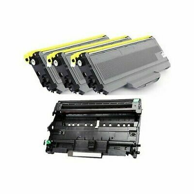 £29.20 • Buy Generic 3x Toner TN-2150 + 1x Drum DR-2125 For Brother MFC-7340 MFC-7840W HL2140