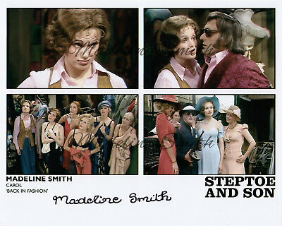 £19 • Buy STEPTOE AND SON - Madeline Smith Officially Signed Photograph STEPTOE01