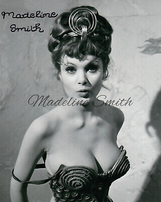 £19 • Buy UP POMPEII - Madeline Smith Officially Signed Photograph POMPEII01
