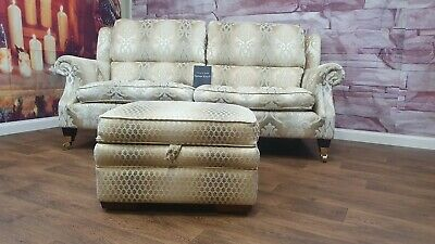 £499 • Buy Parker Knoll Henley 2 Piece Suite (large 2 Seater Sofa & Footstool)