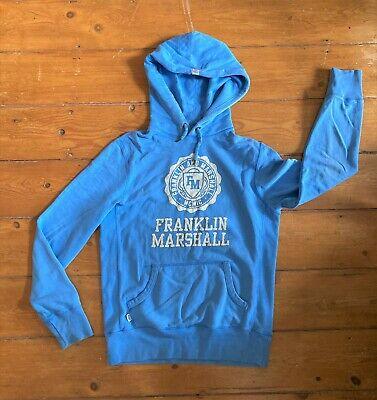£10 • Buy Franklin & Marshall Hoodie: Made In Italy, Top Quality, Size M, Nicely Worn In