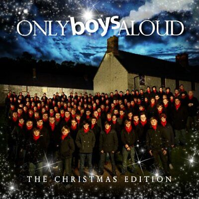 £6.20 • Buy Only Boys Aloud - The Christmas Edition CD Fast Free UK Postage