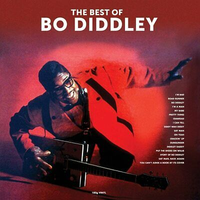 £10 • Buy BO DIDDLEY 'The Best Of' LP