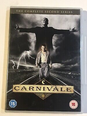 £4.74 • Buy Carnivale The Complete Series 2 Season Two Second Dvd