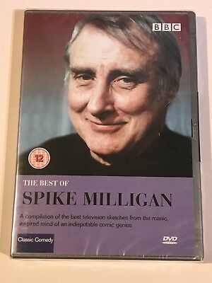 £4.45 • Buy The Best Of Spike Milligan New Sealed Fast Post Christmas Gift