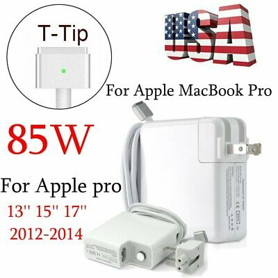 $16.10 • Buy 85W Laptop AC Adapter Charger Power Cord For 15 17'' Apple MacBook Pro 2013 2014