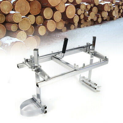 """£65.02 • Buy Portable Chainsaw Guide Bar Planking Mill Attachment Lumber Milling 14  To 24"""""""