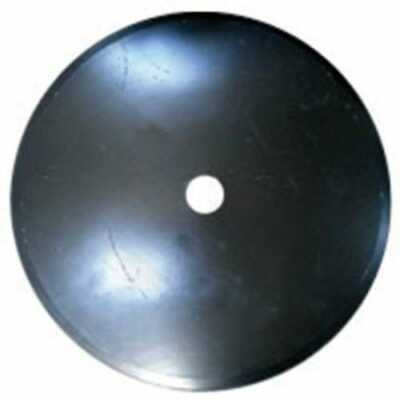AU121.59 • Buy Disc Blade 24  Smooth Edge 1/4  Thickness 1-3/4  Round Axle