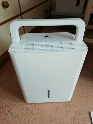 £35 • Buy Challenge 10 Litre Dehumidifier White With Manual