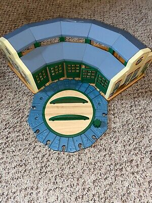 £63.73 • Buy Mattel TIDMOUTH SHEDS Thomas The Train Wooden Railway - Free Shipping Included