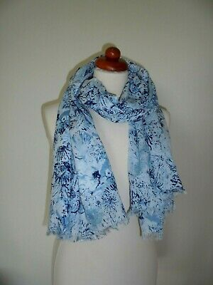 £9 • Buy Seasalt - The Lovely 'all Seasons Scarf' / Wrap - Pure Cotton - Bnwt